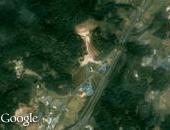 태행지맥 와룡산방향